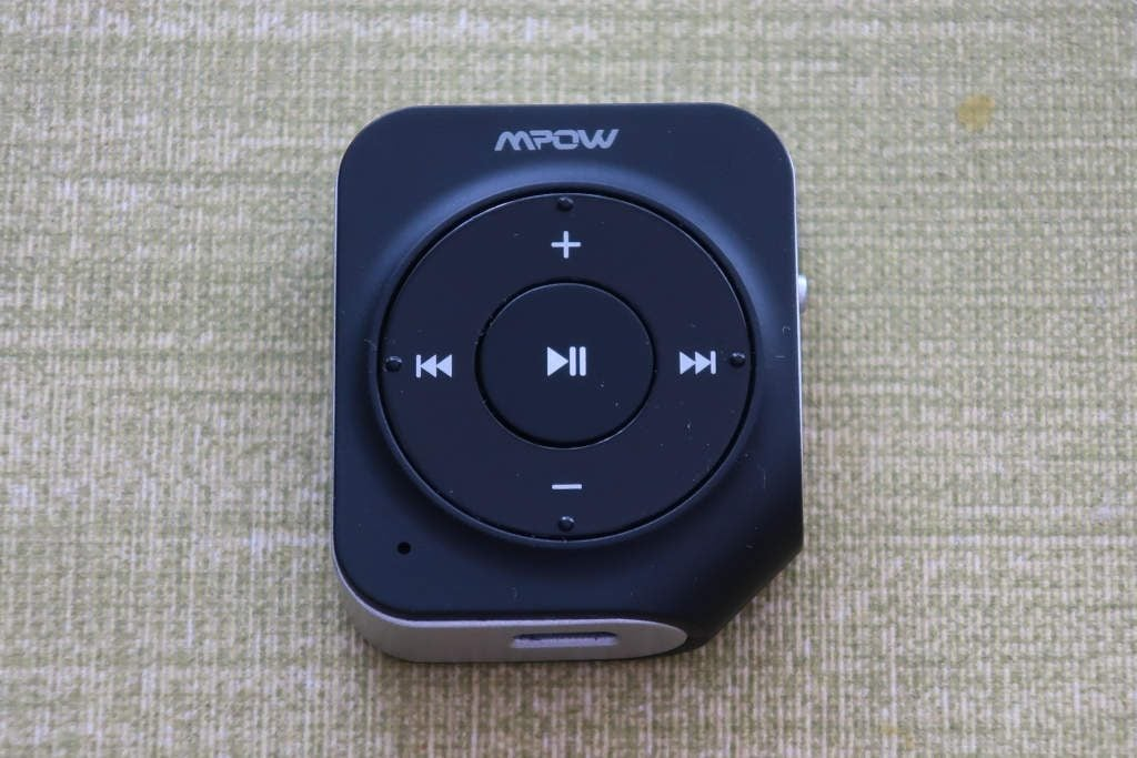 Mpow BH203AB Bluetooth receiver with strong battery for more than a night