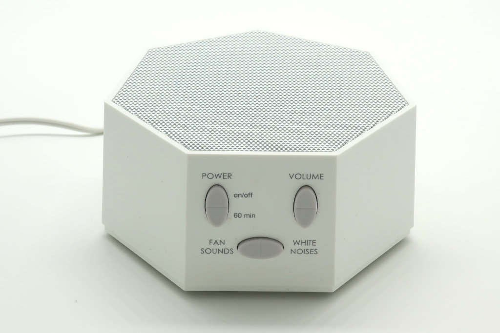 White Noise Machine to Block Snoring Noise