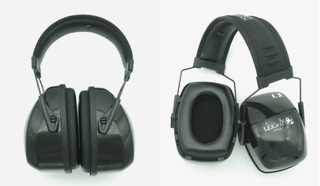 Howard Leight Leighting L3 earmuffs detailed review