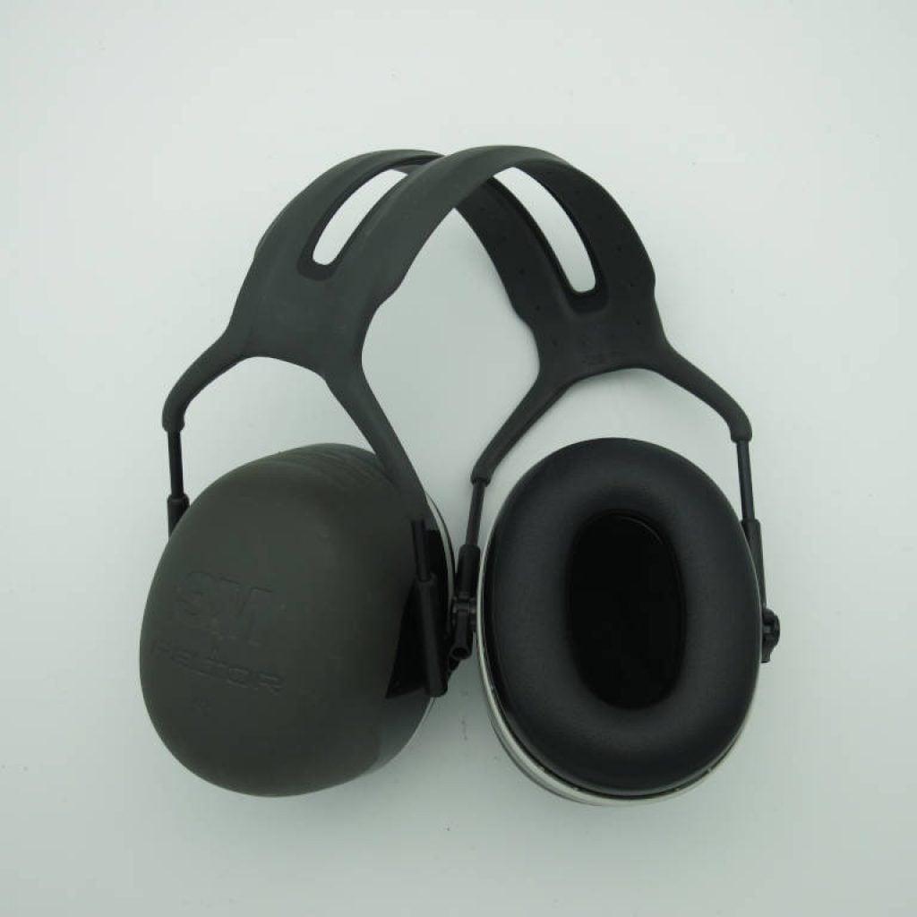 passive noise reduction earmuffs