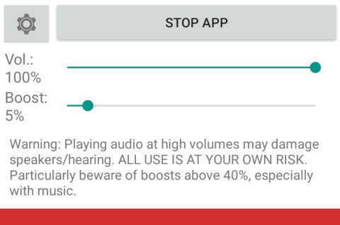 Gooddev-Android-volume-booster