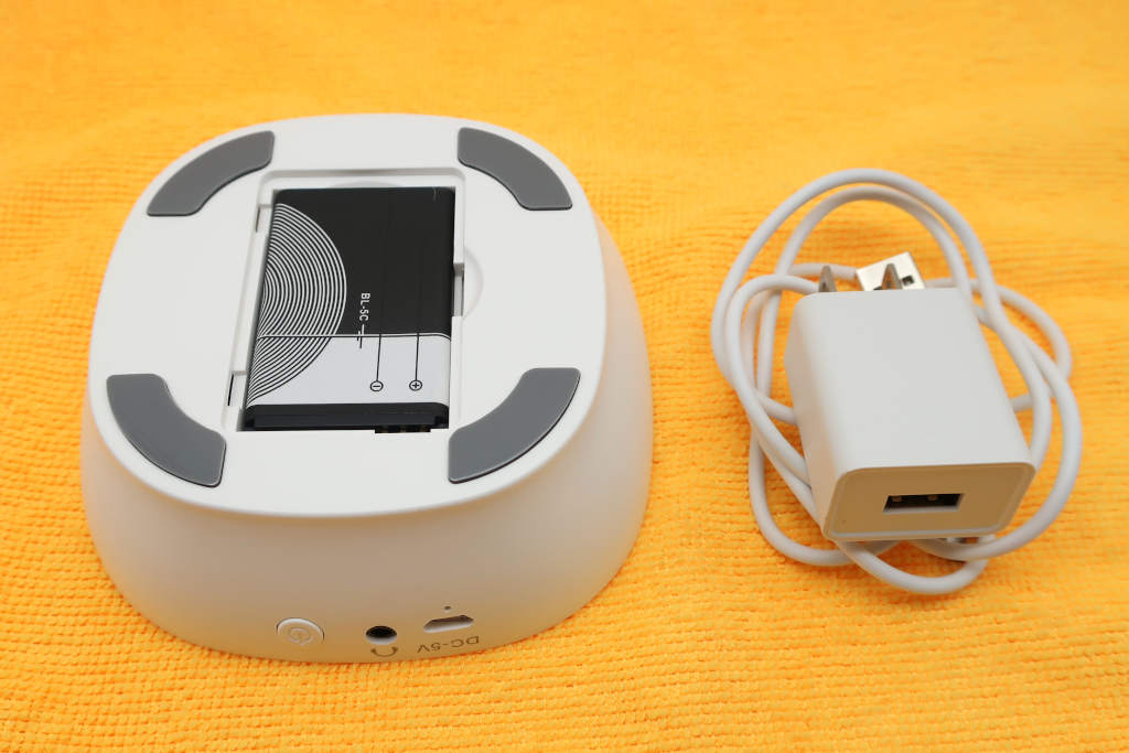 SleepBox Power Supply and Rechargeable Battery