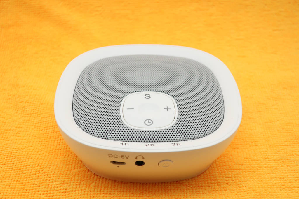 Sleepbox Portable Sound Machine Review