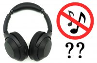 Do Noise Cancelling Headphones Work Without Music?