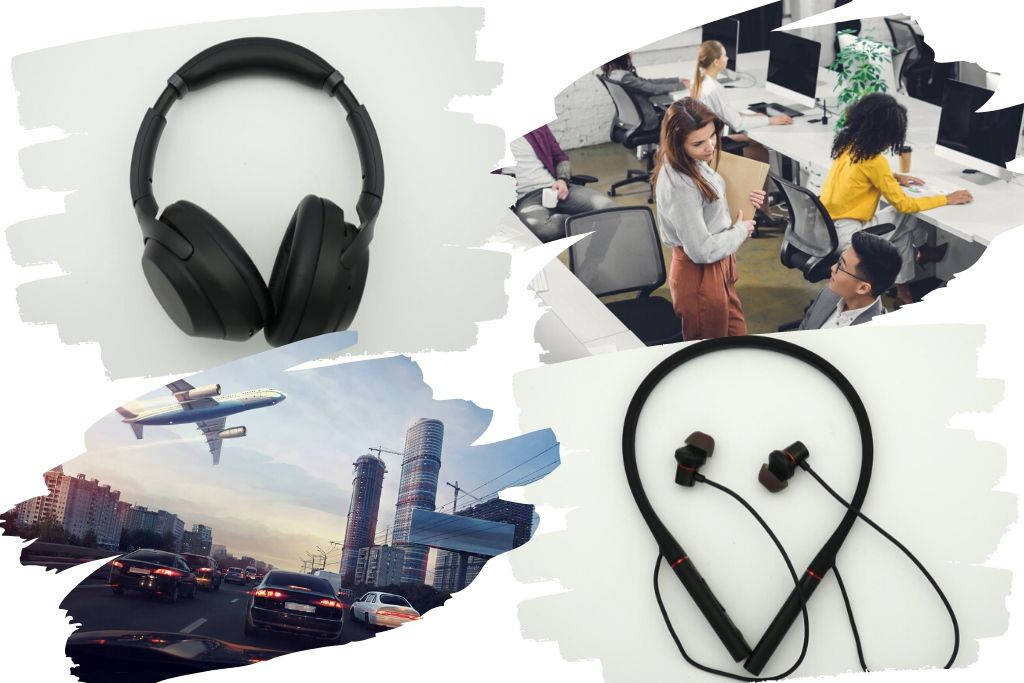 noise cancelling headphones vs earbuds
