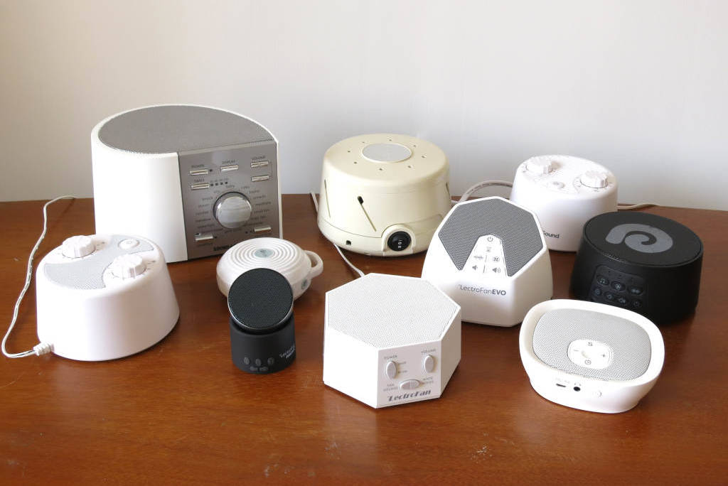 best white noise machines for sleep and focus