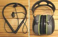 Combining ANC Earbuds and Earmuffs: Ultimate Noise Cancellers?