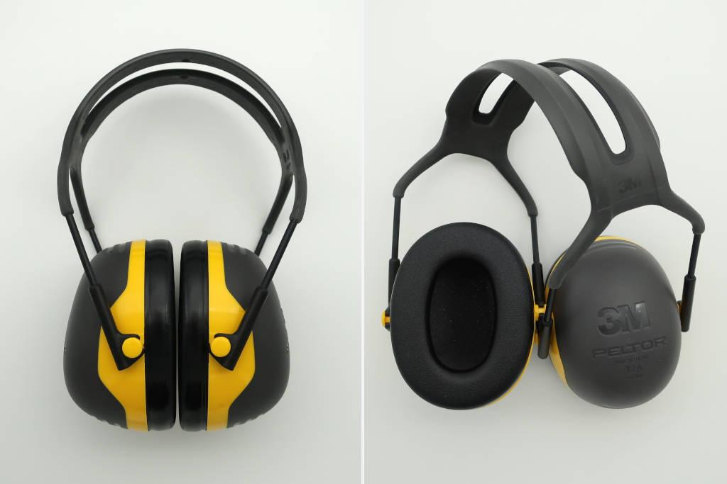 Peltor-X2A-earmuffs