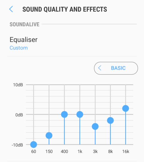 Android-isotunes-EQ-settings